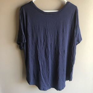 Old Navy Tops - Old Navy Blue Graphic Tee